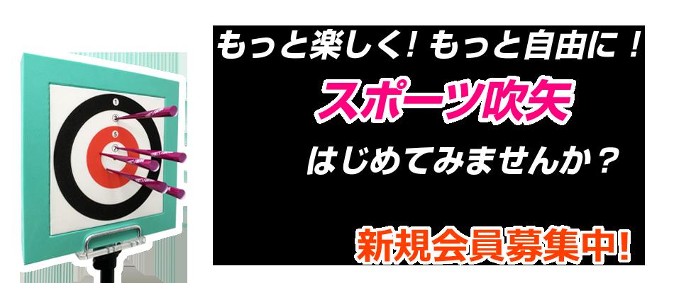 一般社団法人 銀座スポーツ吹矢倶楽部